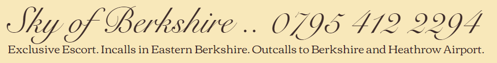 Escort Berkshire Skyberkshire